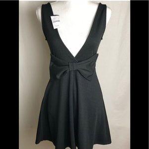 Ultra Flirt Sexy Black Dress SZ M Juniors